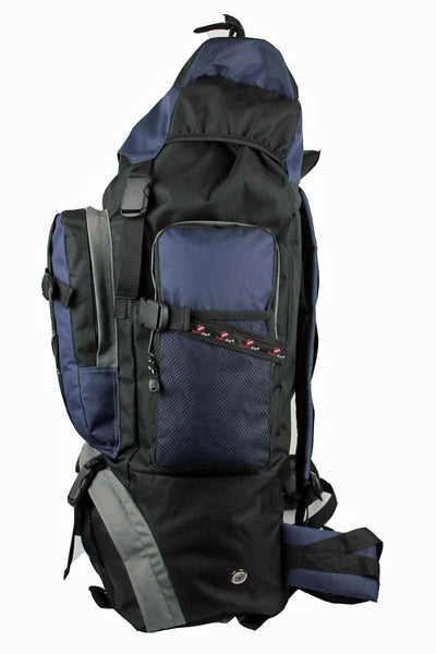 85 litre backpack rucksack bag RL15N side side view