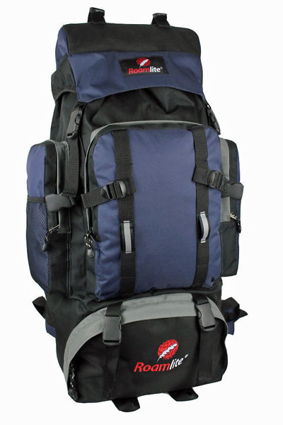 85 litre backpack rucksack bag RL15N side view