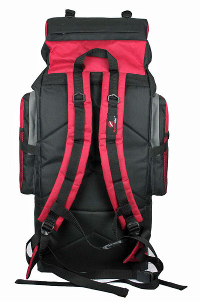 85 litre backpack rucksack bag RL15R rear view