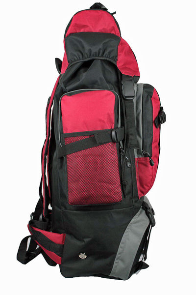 85 litre backpack rucksack bag RL15R side side view