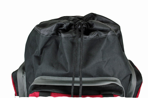 85 litre backpack rucksack bag RL15M closure view