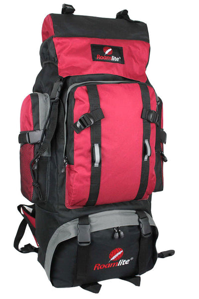 85 litre backpack rucksack bag RL15R side view