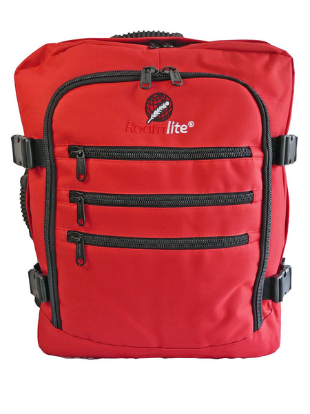 Hand Luggage Backpack Cabin Max 50cm Size RL42R front view