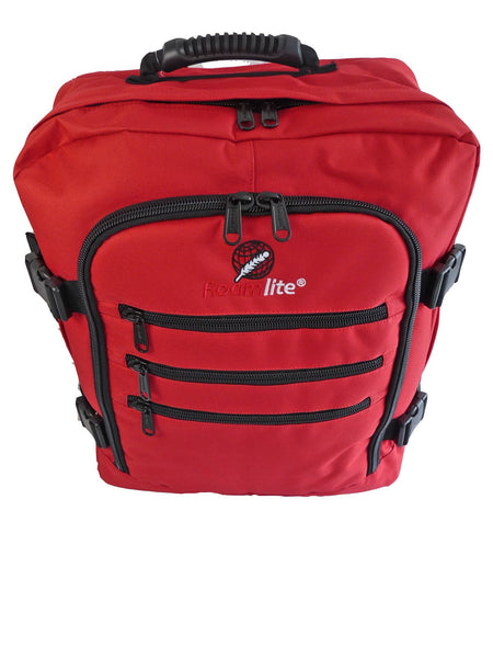 Hand Luggage Backpack Cabin Max 50cm Size RL42R front top view