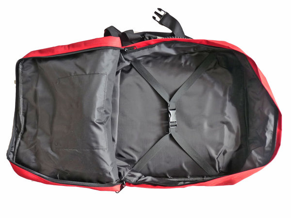 Hand Luggage Backpack Cabin Max 50cm Size RL42R inside view