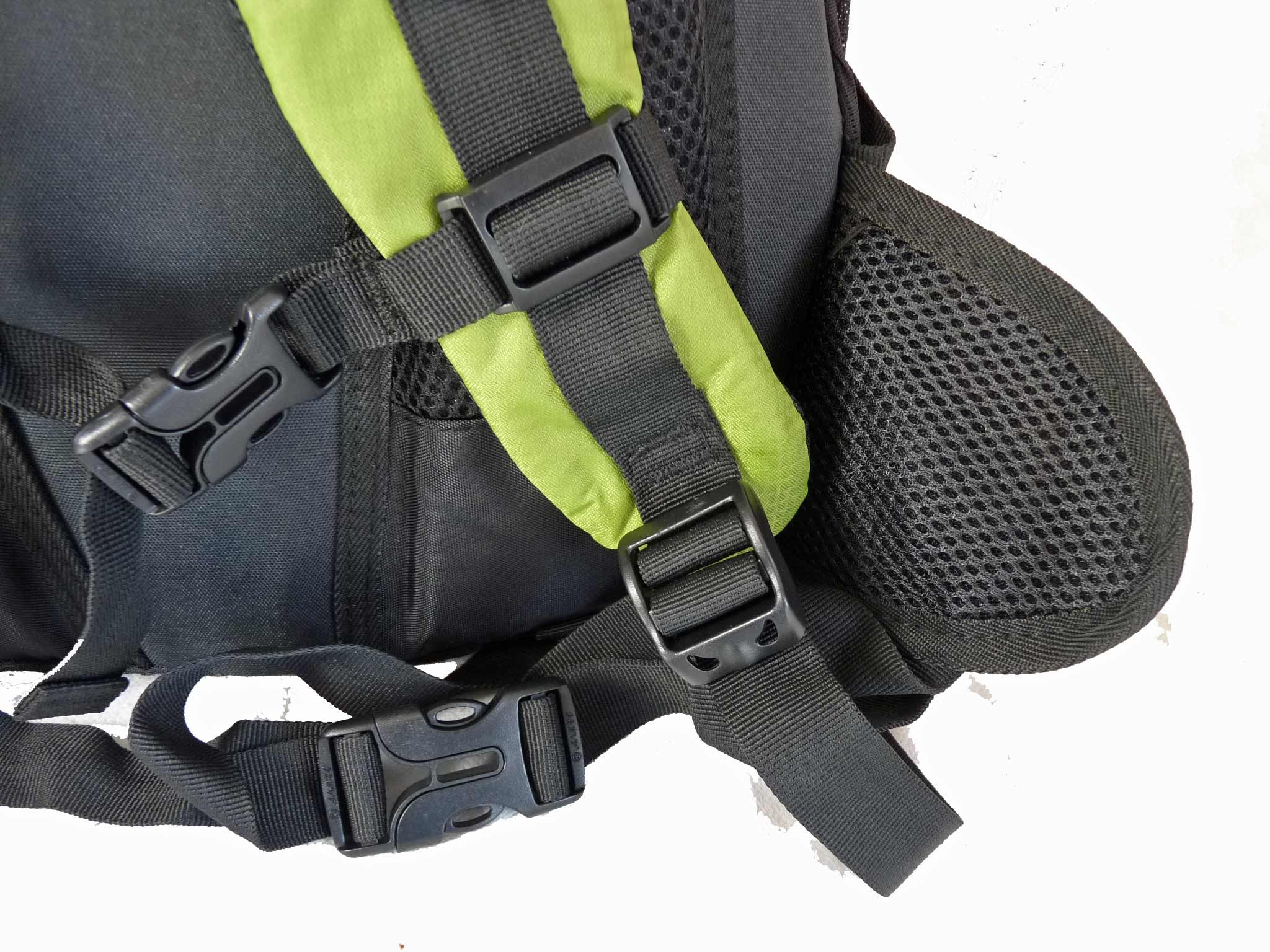 MacBook Air Backpack Rucksack Bag RL23G STRAP VIEW