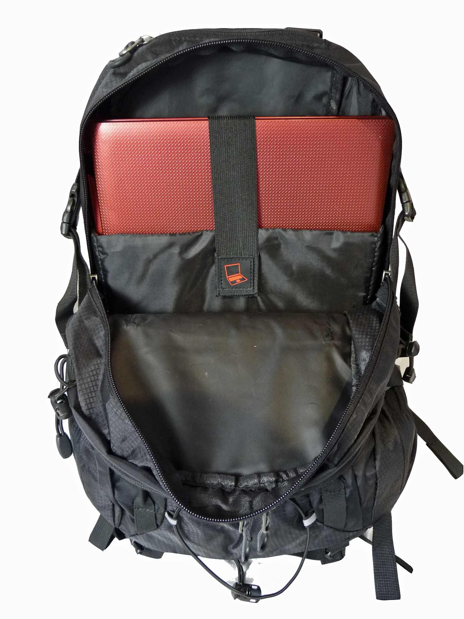 MacBook Air Backpack Rucksack Bag RL23K LAPTOP VIEW 2