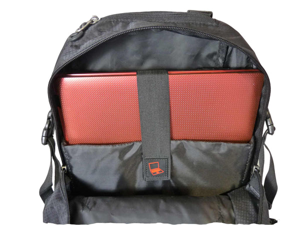 Laptop MacBook Air Backpack Rucksack Bag RL23K LAPTOP VIEW