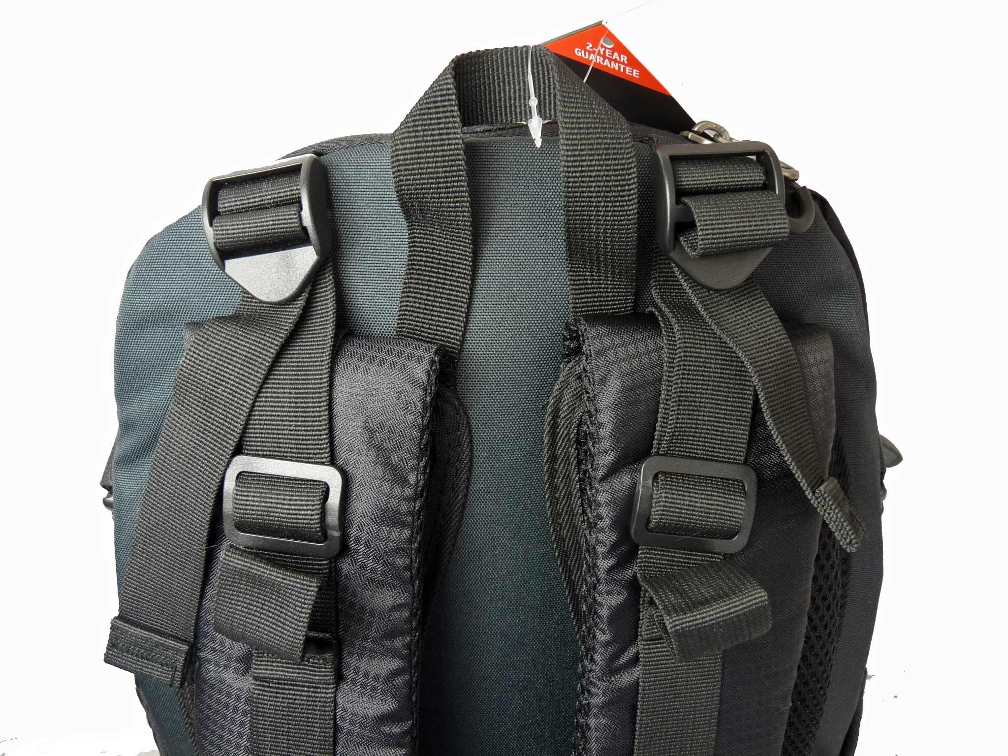 MacBook Air Backpack Rucksack Bag RL23G REAR VIEW 4