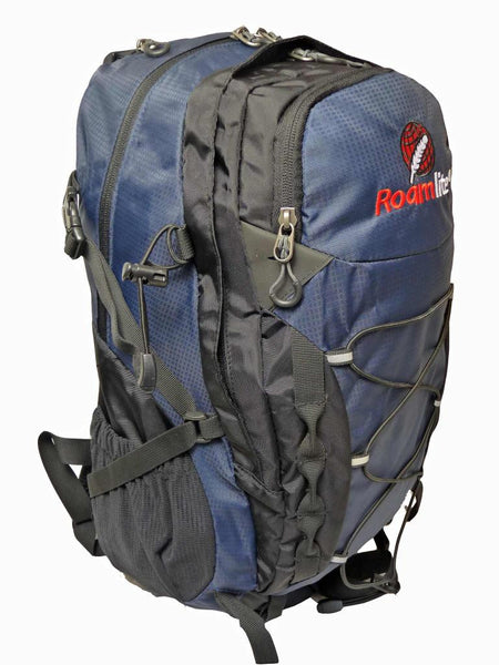 Laptop MacBook Air Backpack Rucksack Bag RL23N SIDE VIEW