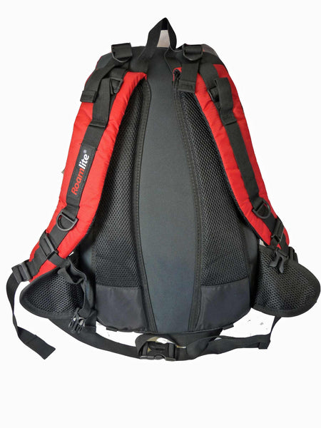 MacBook Air Backpack Rucksack Bag RL23R REAR VIEW 2