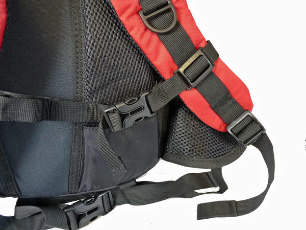 MacBook Air Backpack Rucksack Bag RL23R STRAPS VIEW