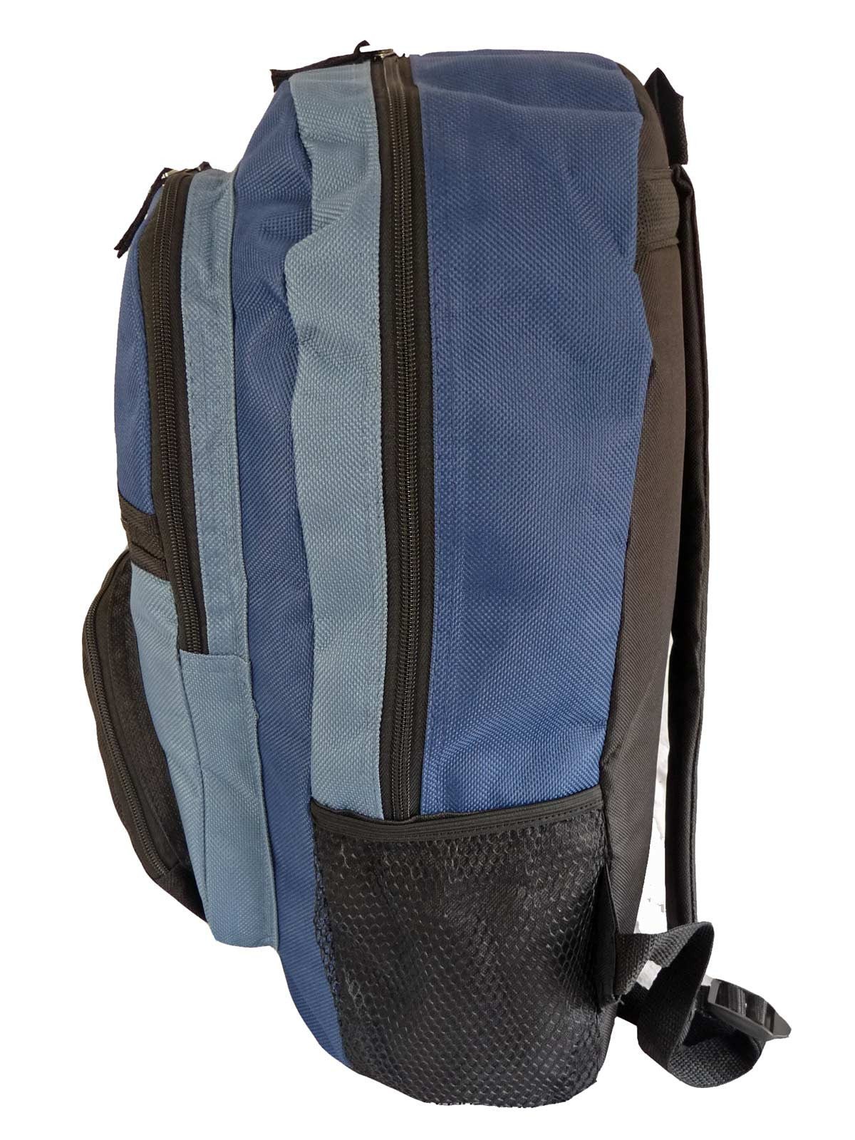 Kids School Bags RL37M Dark Blue S Side View