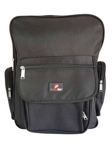 e49d165fafe4 Black School Backpack RL60Ks Side View Black School Backpack RL60Ks Side  View. Backpack Bags Kids Boys Girls A4 Folder Size School ...