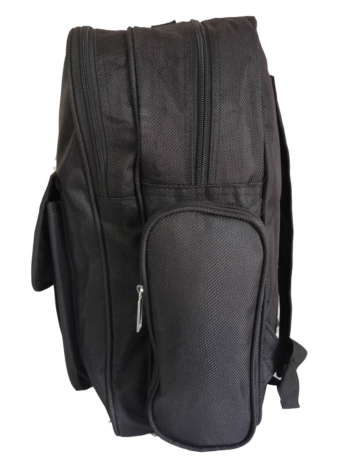 Black School Backpack RL60Kss s Side View