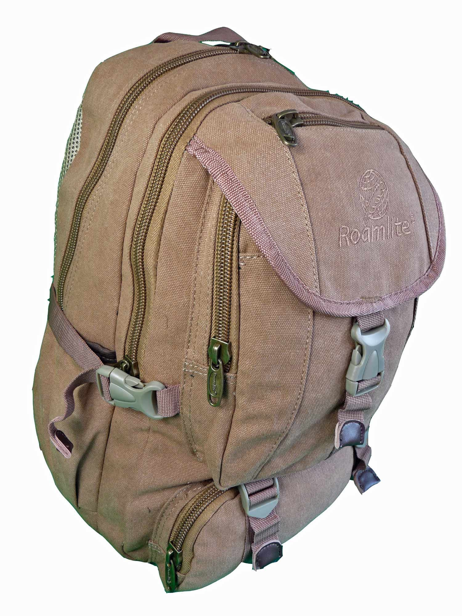 MacBook Air Backpack Rucksack Bag RL25B r side view