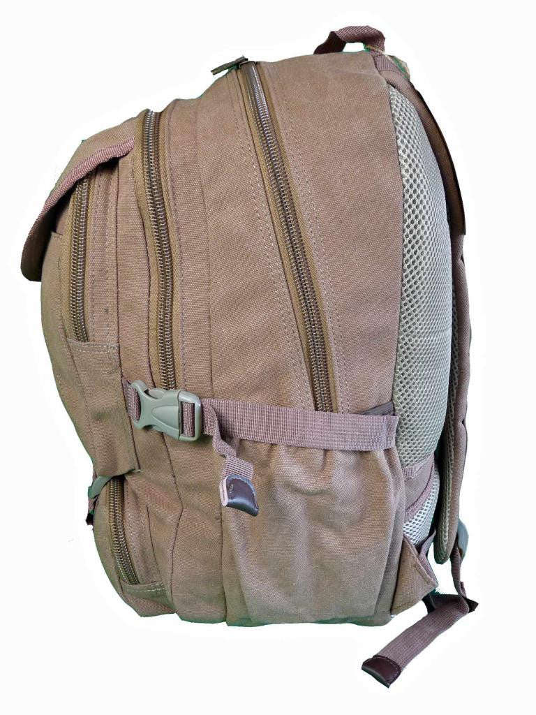 MacBook Air Backpack Rucksack Bag RL25B side side view