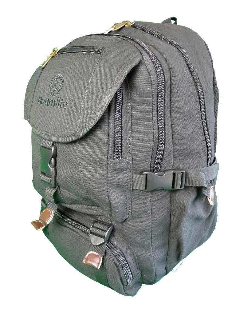 Canvas Laptop MacBook Air Backpack Rucksack Bag RL25K