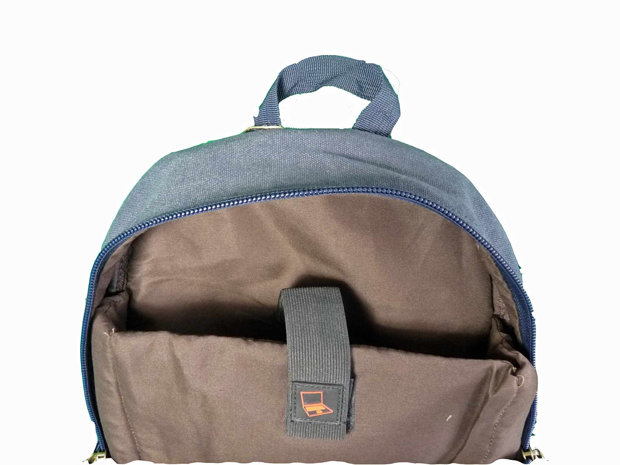 MacBook Air Backpack Rucksack Bag RL25N laptop view