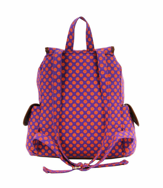 Festival Backpacks Bag Bags QL155Pu rear view