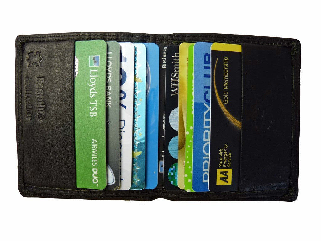 Credit Card Cards Wallet Wallets Holder R372k inside view