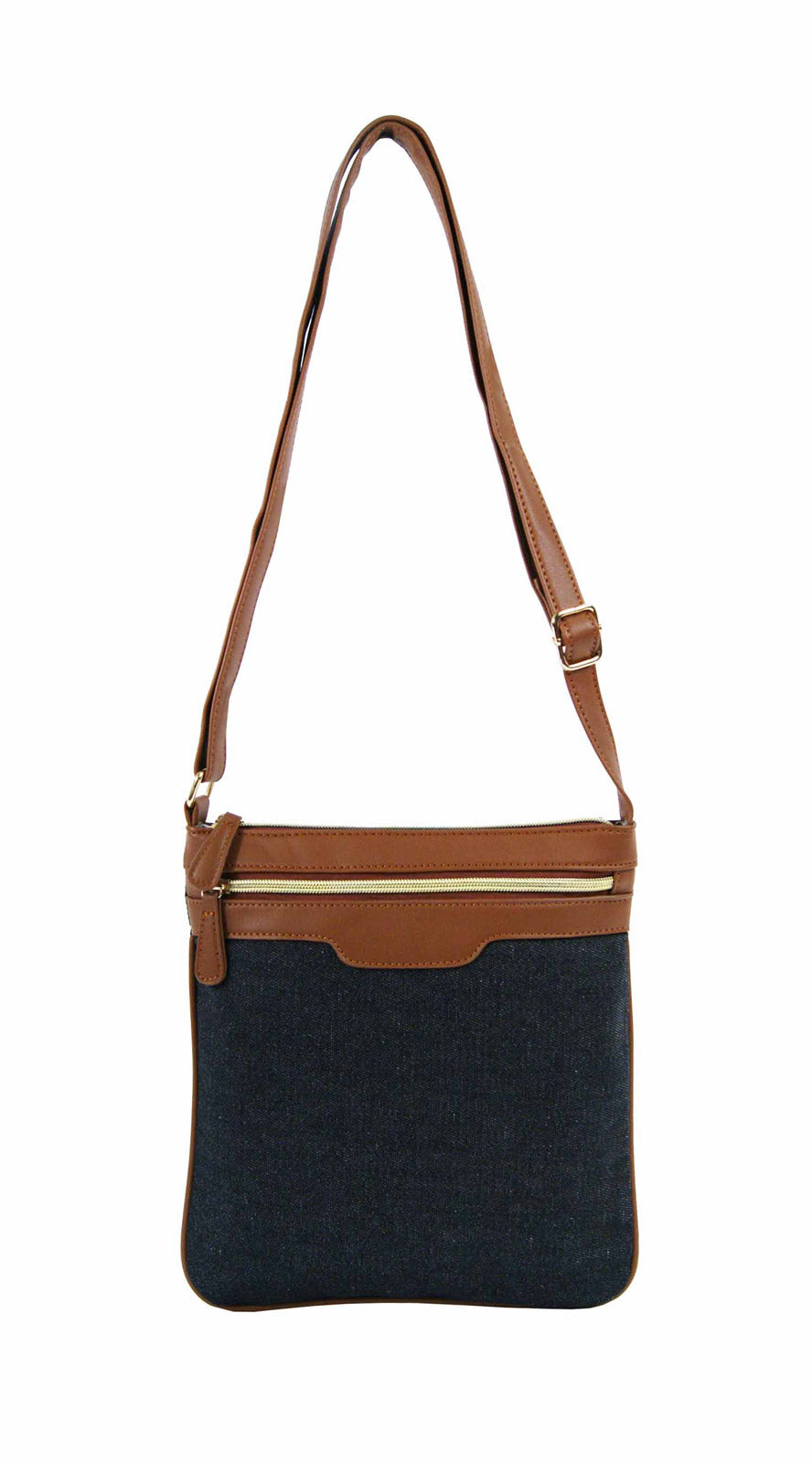 Womens slim messenger bag QL1756K