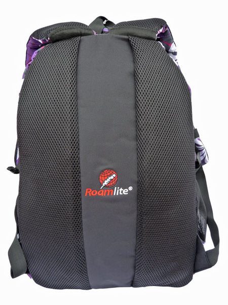 School Size Backpack Rucksack bag RL83 REAR VIEW 3