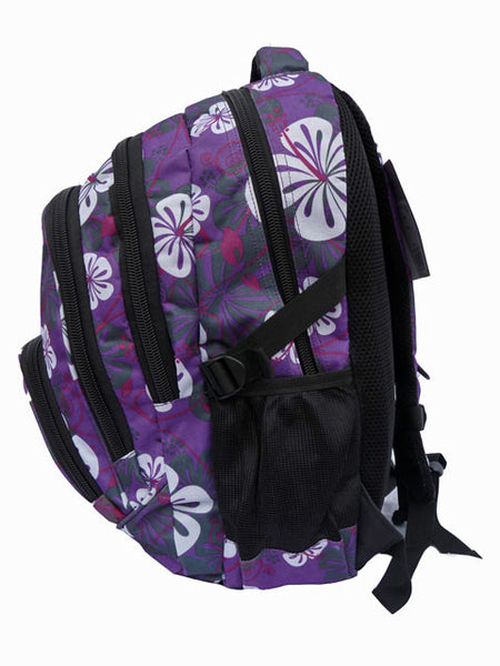 School Size Backpack Rucksack bag RL83 side side VIEW