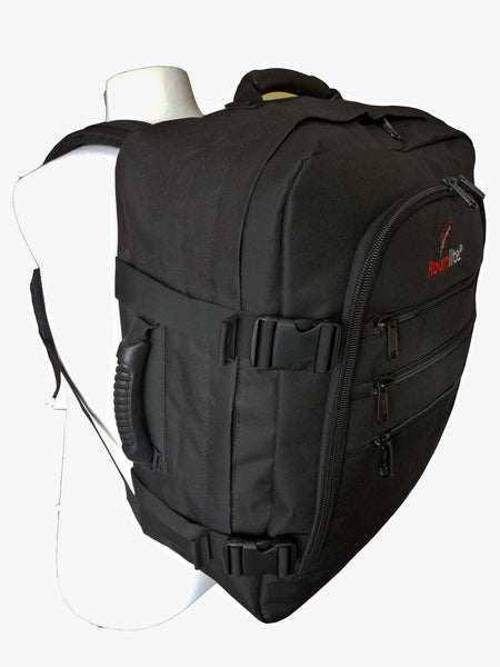 Hand Luggage Backpack Cabin Max 50cm Size RL42K side view