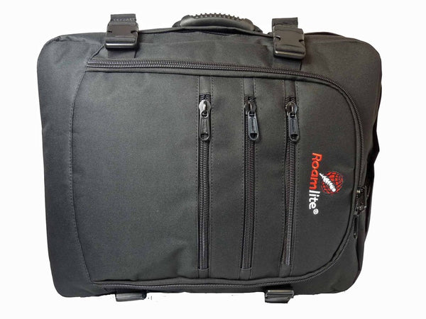 Hand Luggage Backpack Cabin Max 50cm Size RL42K holdall view
