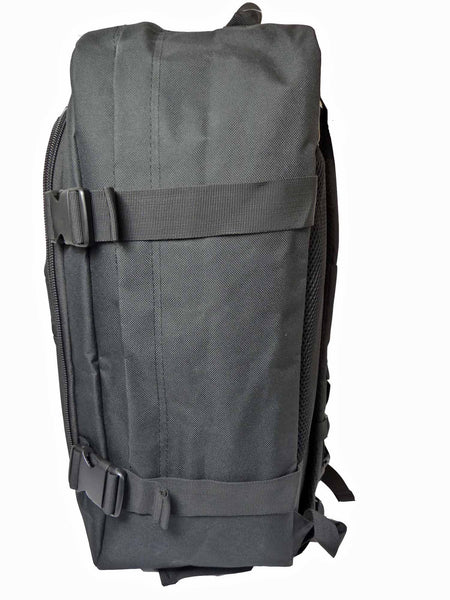Hand Luggage Backpack Cabin Max 50cm Size RL42K side side 2 view