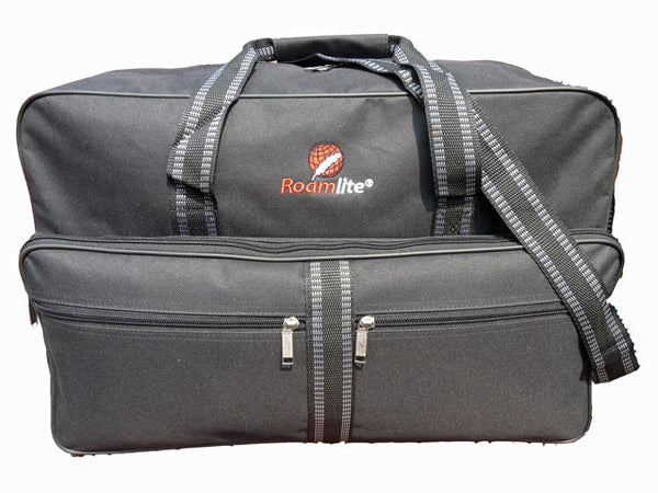Guaranteed Hand Luggage size holdall bag RL07K FRONT VIEW