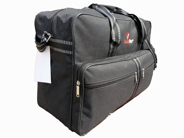 Guaranteed Hand Luggage size holdall bag RL07K R SIDE VIEW