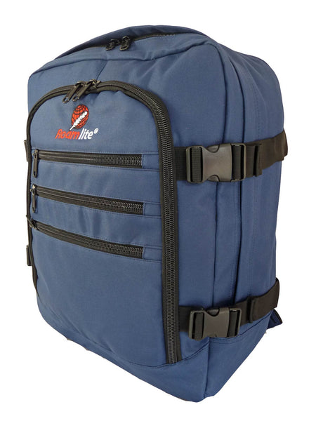Hand Luggage Backpack Cabin Max 50cm Size RL42N side view