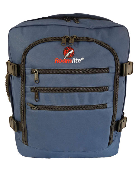 Hand Luggage Backpack Cabin Max 50cm Size RL42N front view