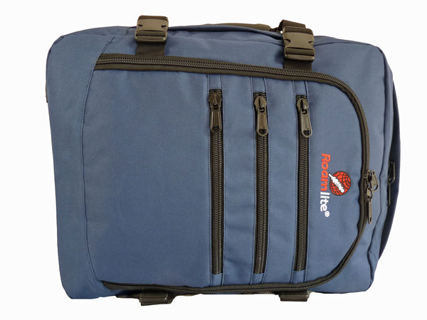 Hand Luggage Backpack Cabin Max 50cm Size RL42N holdall view
