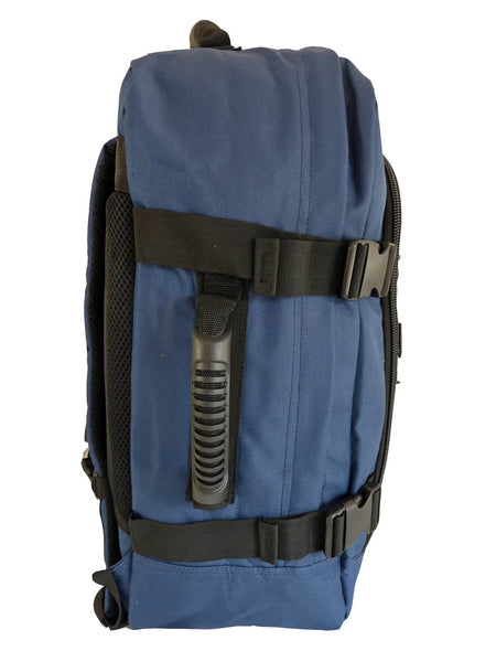 Hand Luggage Backpack Cabin Max 50cm Size RL42N s side view