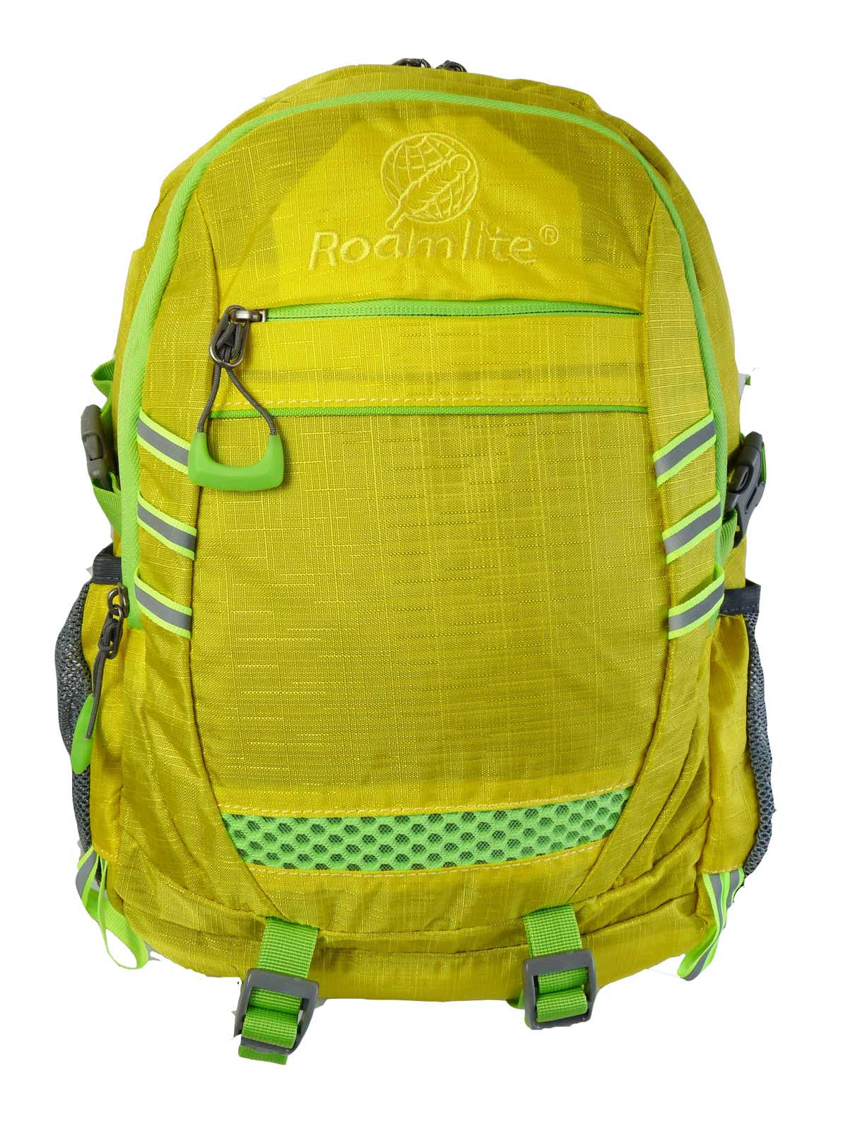 Hi High Viz Vis Backpack RL47Y Yellow Front View