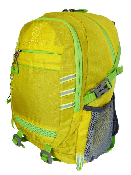 Hi High Viz Vis Backpack RL47Y Yellow L Side View