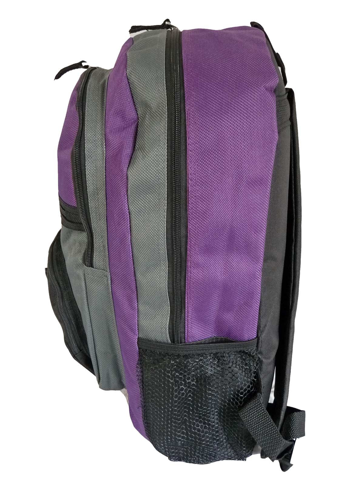 Kids School Bags RL37M Purple S Side View
