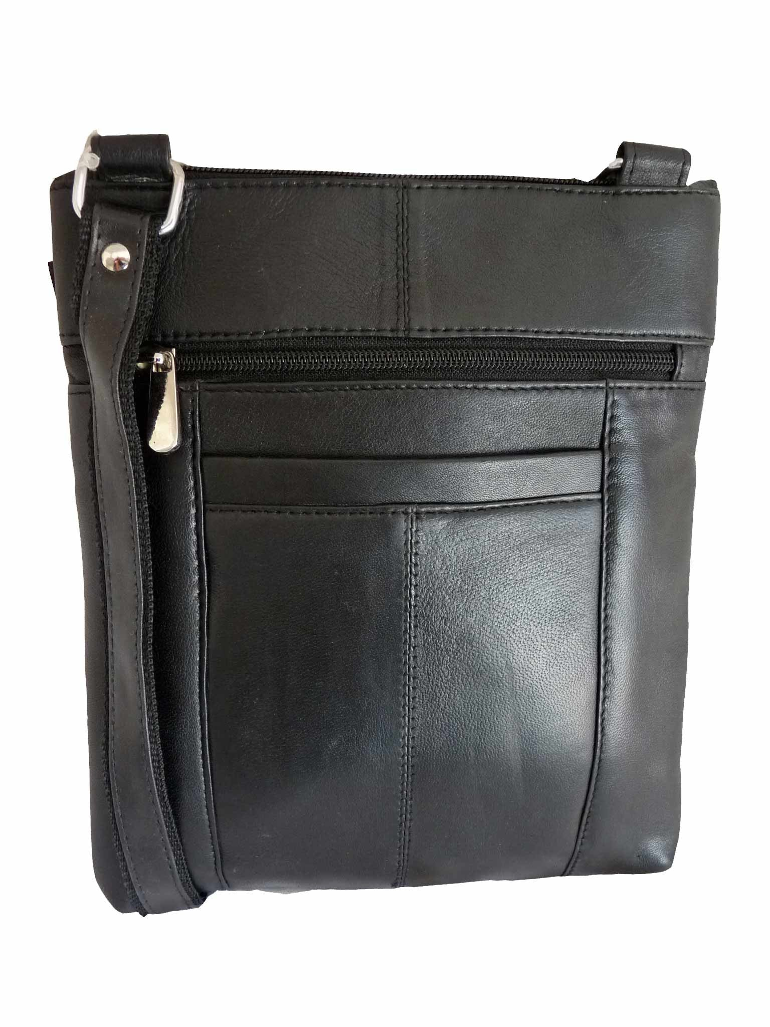 Mans leather shoulder bag RL177Kb