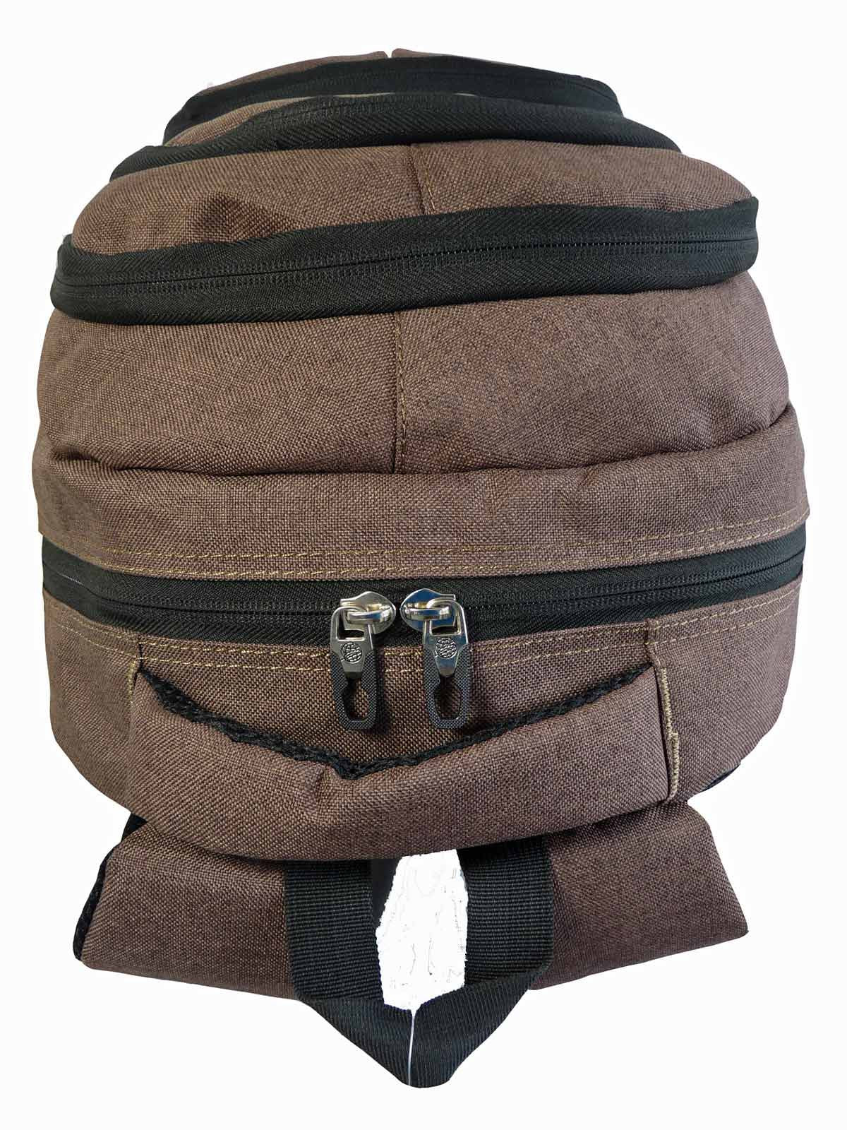 Laptop Macbook Backpack Rucksack Bag RL43B Top View