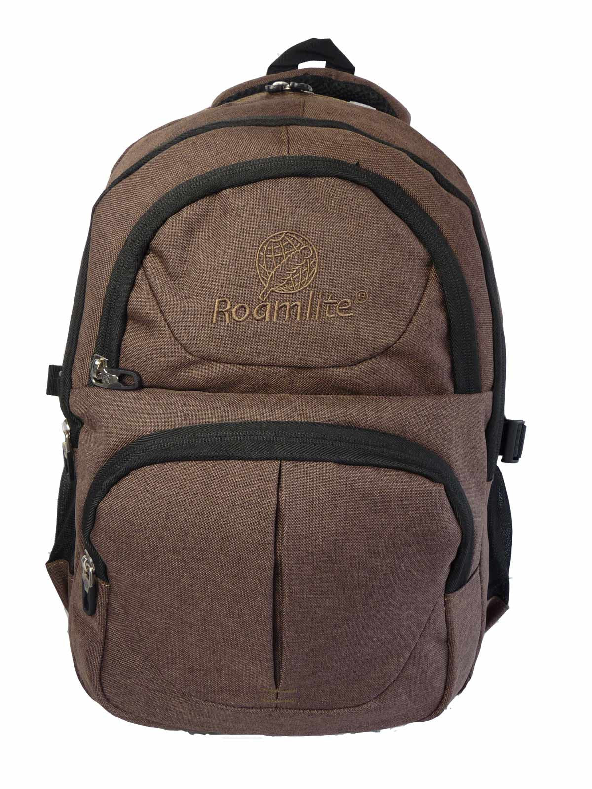 Laptop Macbook Backpack Rucksack Bag RL43B Front View