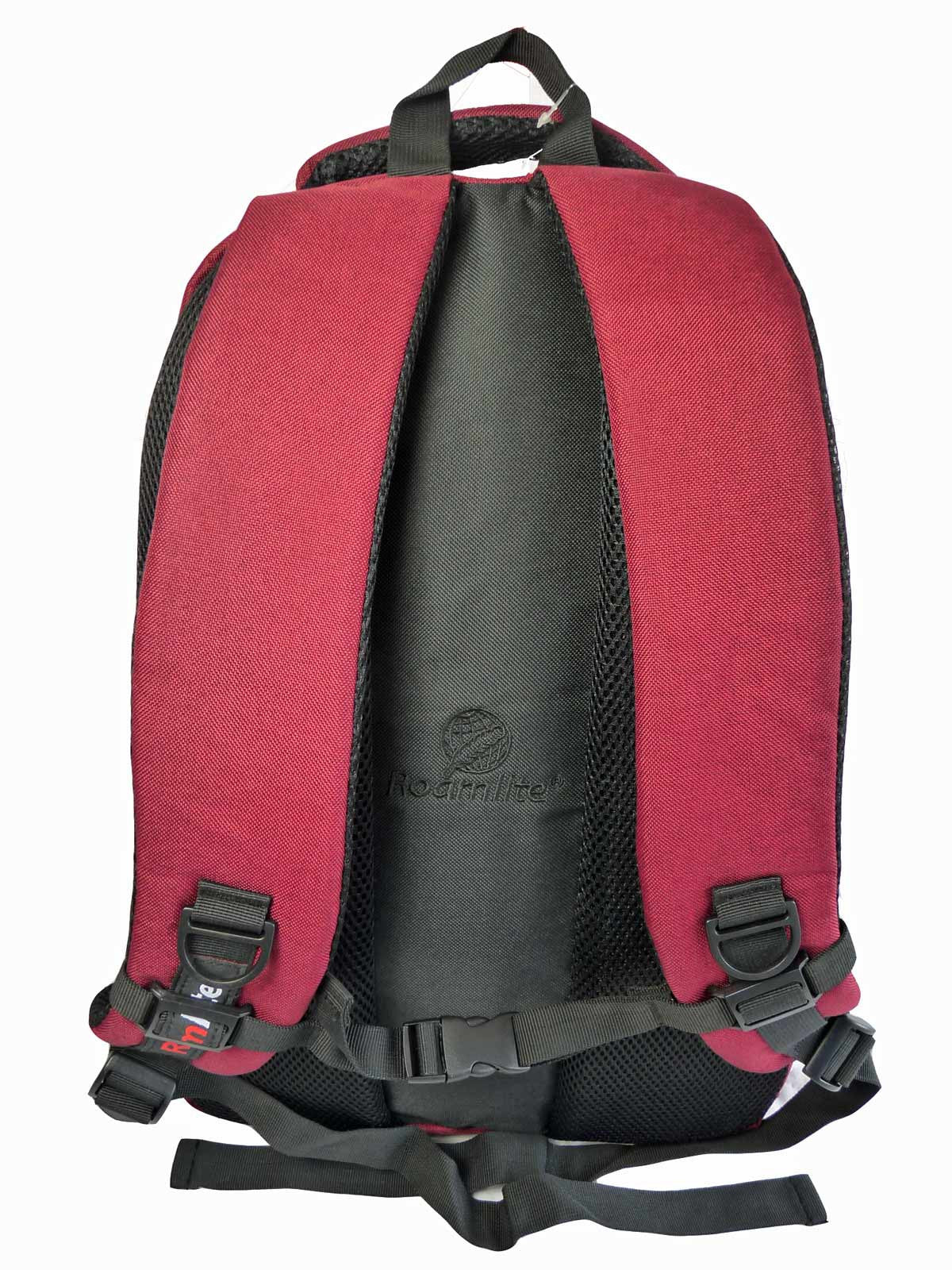 Laptop Macbook Backpack Rucksack Bag RL43Bu Rear View