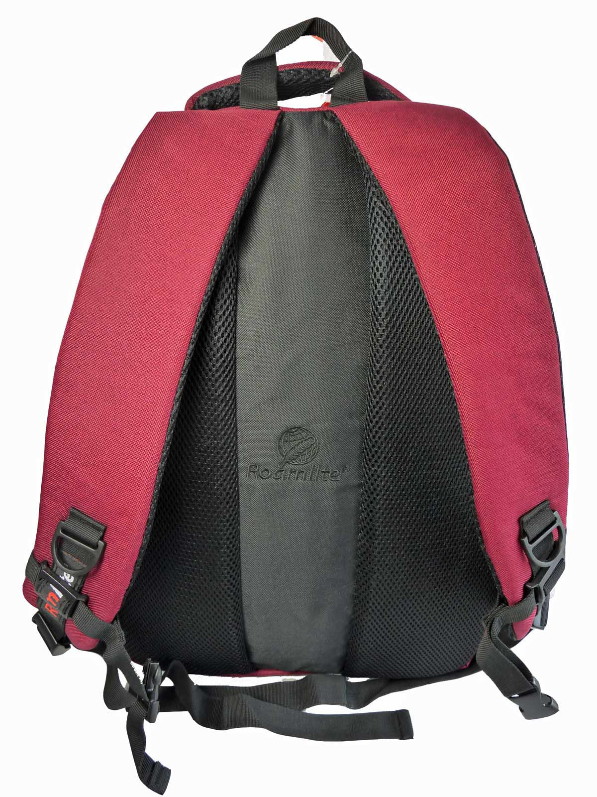 Laptop Macbook Backpack Rucksack Bag RL43Bu Back B View