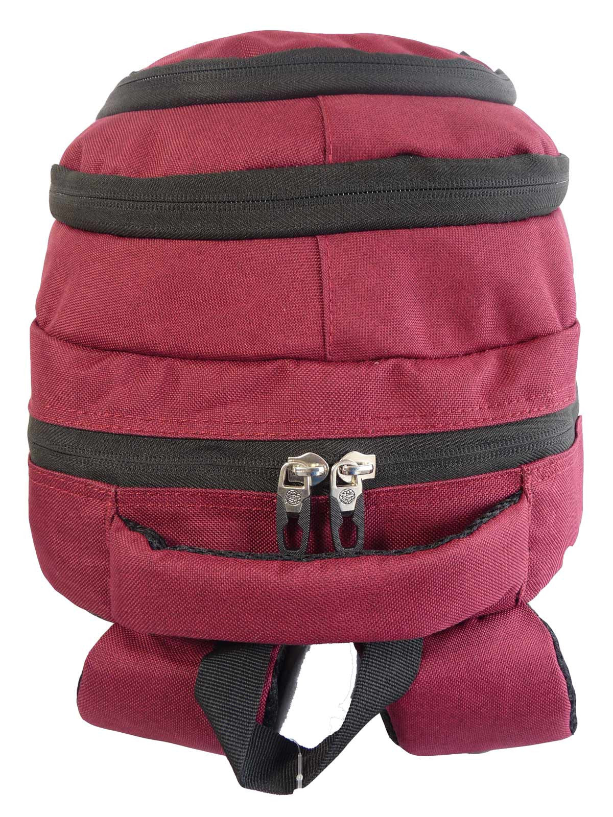Laptop Macbook Backpack Rucksack Bag RL43Bu Top View