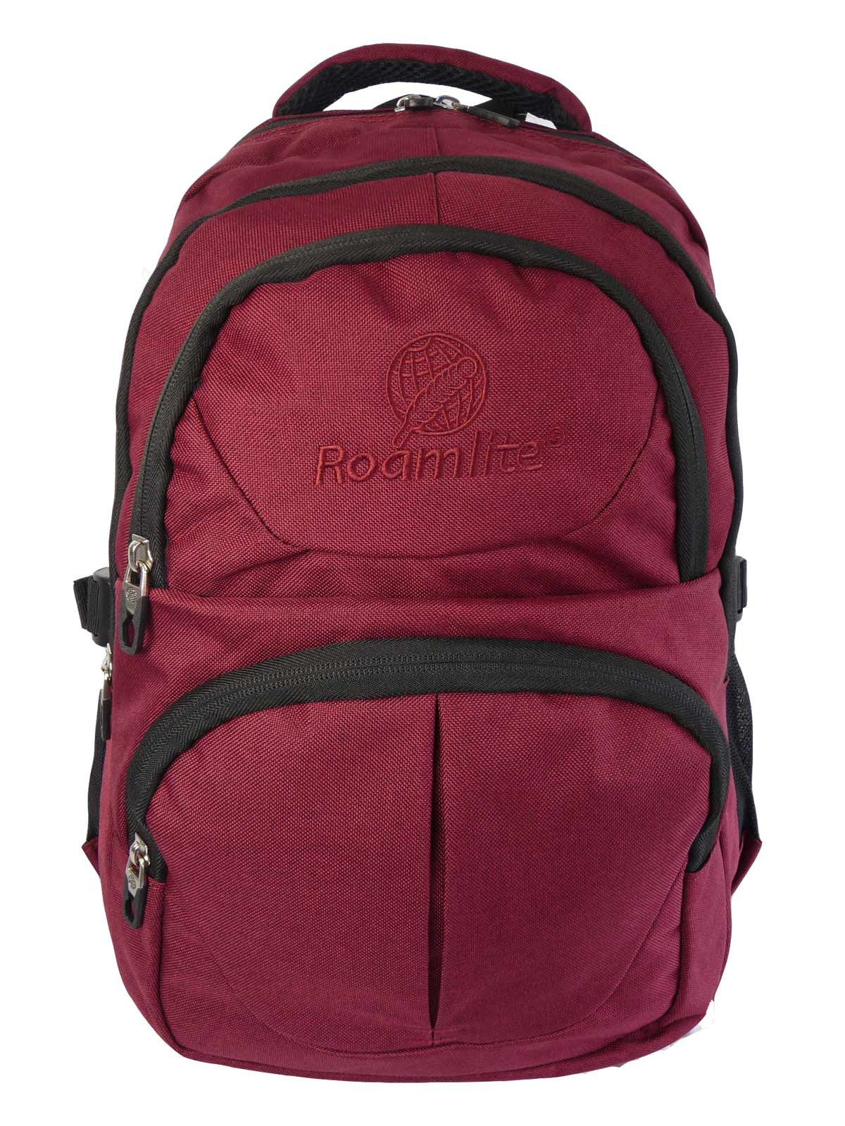 Laptop Macbook Backpack Rucksack Bag RL43Bu Front View