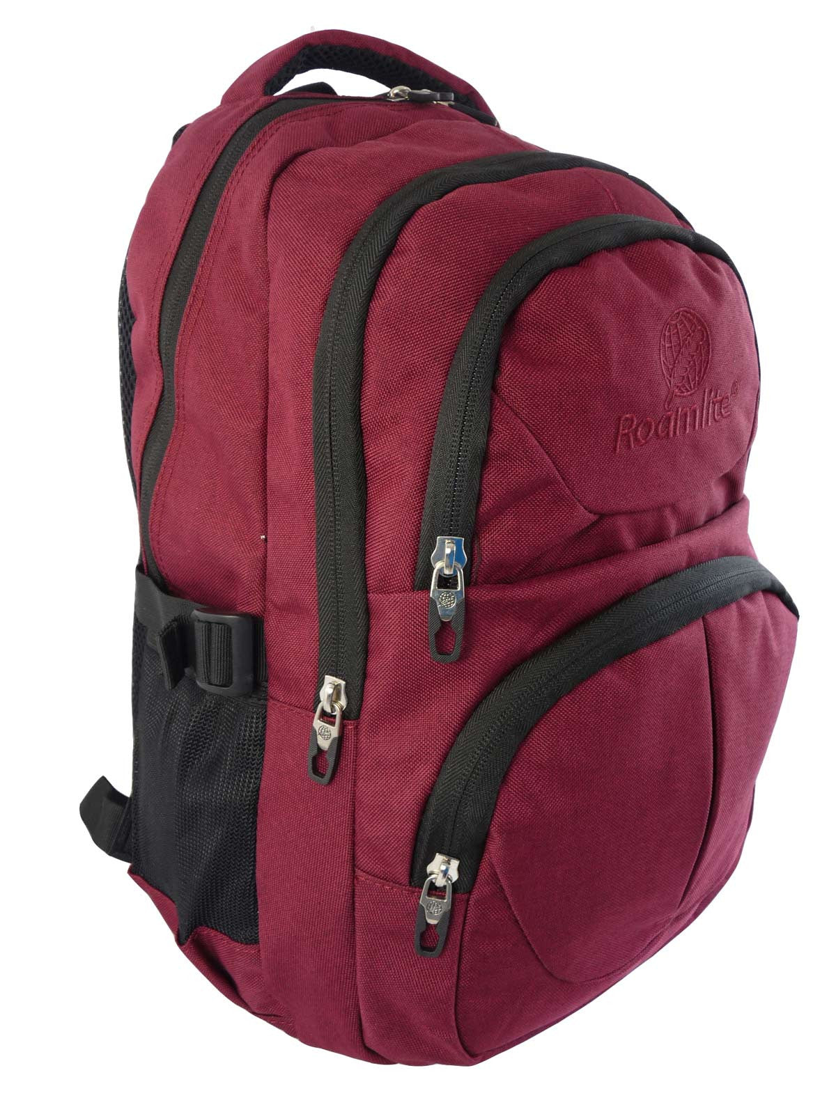Laptop Macbook Backpack Rucksack Bag RL43Bu R Side View