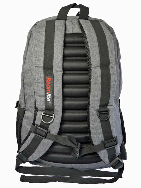Laptop Macbook Backpack Rucksack Bag RL45GY Back View