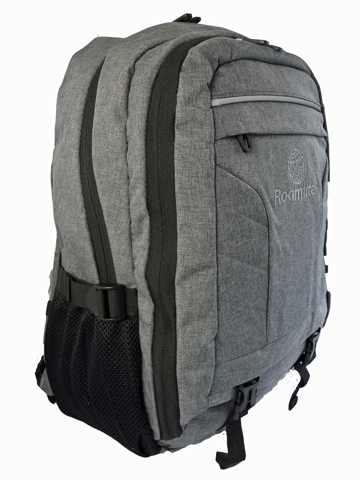 Laptop Macbook Backpack Rucksack Bag RL45GY Side View